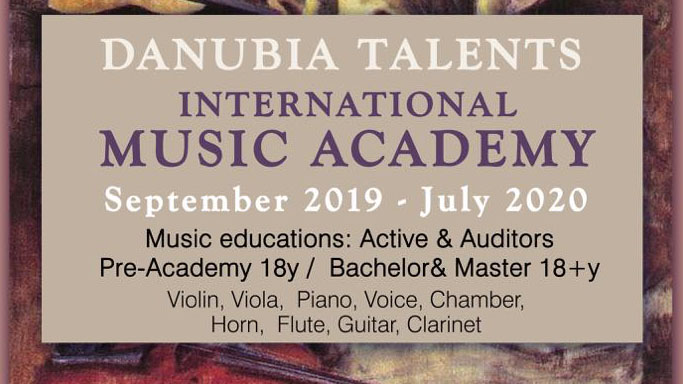 Danubia Talents International Music Academy