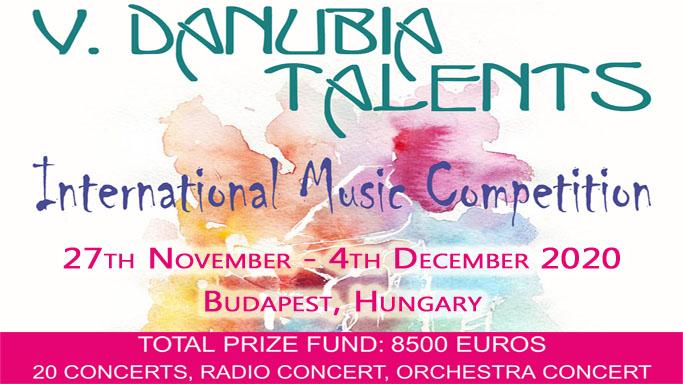 Danubia competition