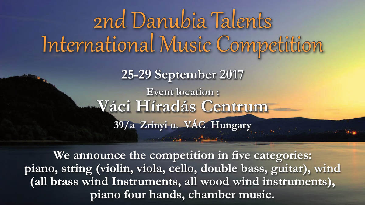 Danubia Talents Competition