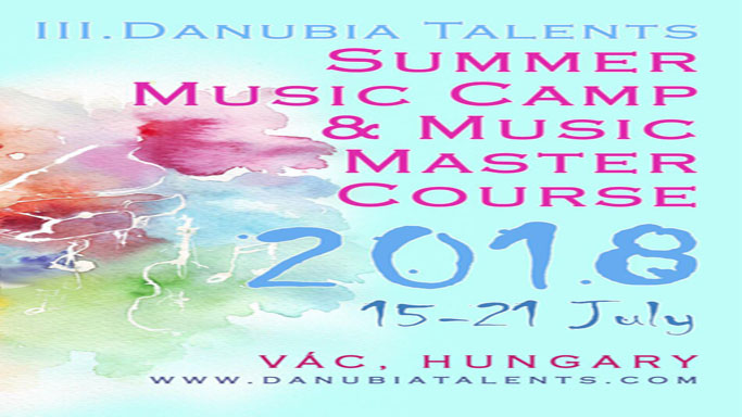 Danubia Talents Summer Camp & Mastercourse